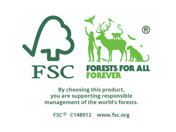 FSC Sertifikuota Mediena